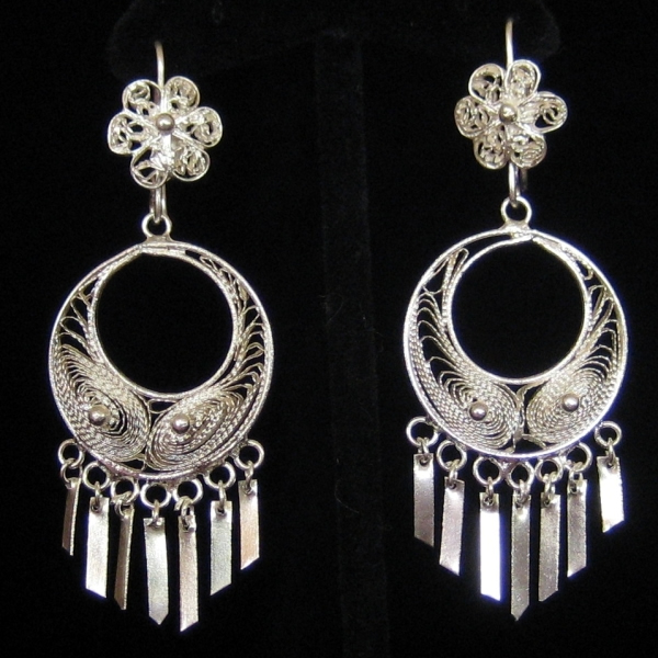 mexican earrings traditional traditional mexican jewelry jewelry ufafokus 2804